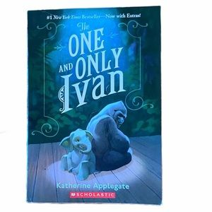 """Paperback Book """"The One and Only Ivan"""""""